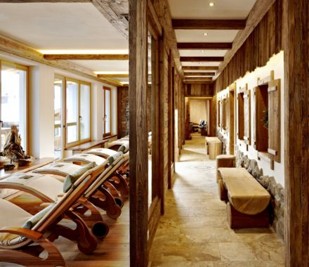 Spa wellness  DAY SPA . Wellness Fieberbrunn Tirol . Hotel Alte Post